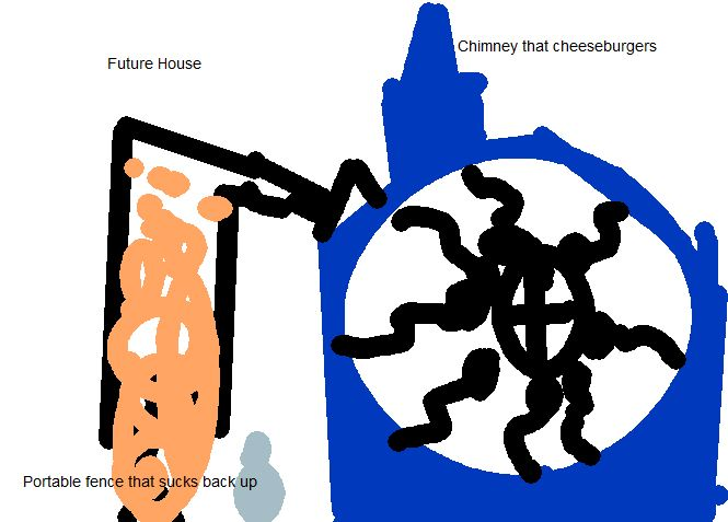 Future House by Leo 1st Grade